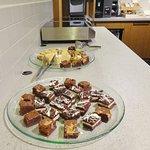 Regency Club desserts