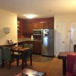 kitchen/dining/desk