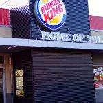 Burger King in Weinheim
