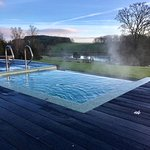 Outdoor Vitality Pool, The Coniston Spa