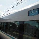 Train can reach near to hotel