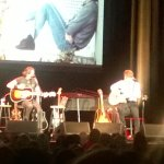 Rick & Richard onstage