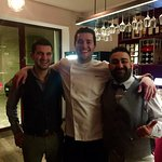 Stefano, Matteo and Max offer the best restaurant experience in Florence
