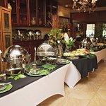 Banquets and catering at Fontana Village