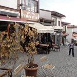 Cafés and Shops