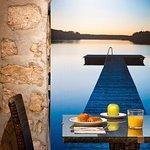 Salle de petit-déjeuner/ Breakfast room