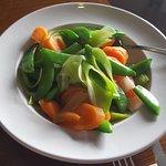Chicken Breast - Steamed Seasonal Vegetables