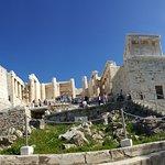 Temple of Athena Nike and Propyleia