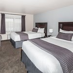 Double Bed - Suite