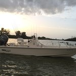 22 pathfinder. The boat for Native Blue Fishing Charters