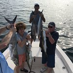 Spring and Fall the kingfish are here!