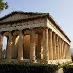 The Temple of Hepaestus