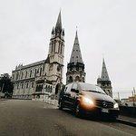 แท็กซี่และรถรับส่ง
