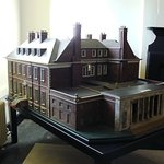 Model of the house.