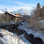 Hotel Alpenland Lauenen Foto