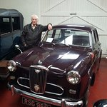 I passed my test in 1961 in a Wolseley 1500