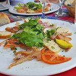 Salade marlin fumé extra