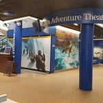Located on the lower level of the Visitor Center in Niagara Falls State Park