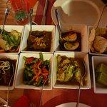 The Aneka Ricetafel