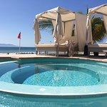 The Beach Club at Casa Velas.