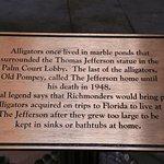 Outdoor plaque
