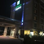 Holiday Inn Express Hampton Coliseum Central Foto
