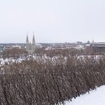 Parliament of Canada view- Ottawa