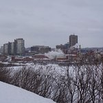 Parliament of Canada view - Ottawa