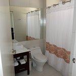 Comfortable renovated bathrooms