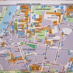 map of Maria-Theresien-Strasse and Innsbruck Altstadt (Old Town).