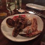 Surf and Surf - Alaskan King Crab and Lobster Tail