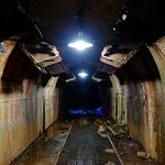 Sloss Furnaces tunnel
