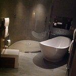 Lavish suite bathroom