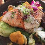 Love Lahaina Fish Co--always one of our go-to's on Maui. Our favorite is the pink snapper.