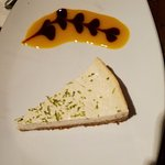 one and only vegan key lime pie at Key West