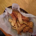 Kid's chicken meal