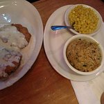 Country fried steak & sides