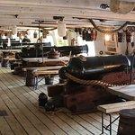 HMS Warrior 1860 Foto