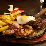 Mixed Grill £7.99 You can't beat it you really have to go & try one.