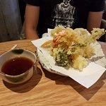 sunday brunch - tempura