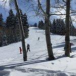 Sunny slope side pic