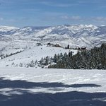 Wonderful vista of many at Deer Valley
