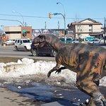 The Yangchuanosaurus has arrived.
