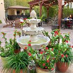 Love the outdoor patio and love the food