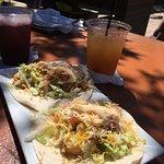 Chicken and Shrimp Tacos
