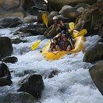 Down the Chorro river