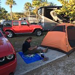 Photo de Red Coconut RV Park