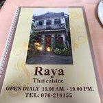 Photo de Raya Thai Cuisine