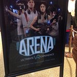 The Arena Ultimate Virtual Reality Enviroment
