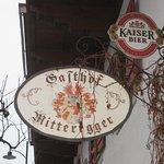 Hotel Gasthof Mitteregger Wappen